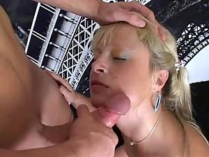 Snejinka Makes Her Chunky Teen Ass Bounce On Boris\'s Hard Cock