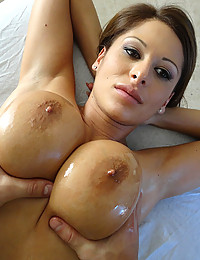 Busty Beauty Alison star Drilled Raw