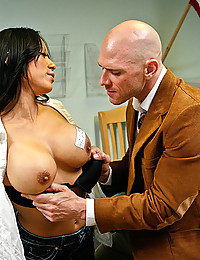 Saucy Asian Babe Fucks Her Teacher
