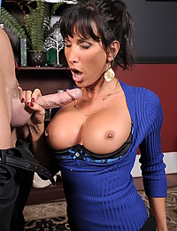 Milf is unstoppable when horny