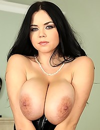 Raven Haired Beauty Shione Cooper