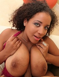 Selana Has Luscious Natural Tits