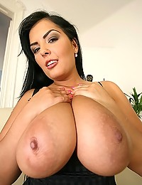 Gorgeous Jasmin And Her Huge Tits
