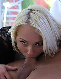 Petite Ivana Gets Bent Over