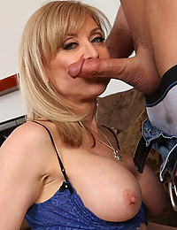 Sultry MILF Fucks Her Sons Friends