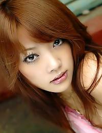 Yummy lace panties Japanese girl