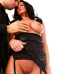 Naughty Milf Smothers Thick Rod