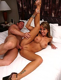 Hot milf seductress boned