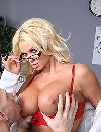 Sensual Doctor Rides Her Horny Patient