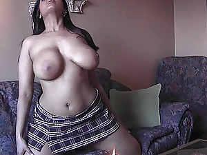 Jasmine - the 'big boob indian' no3.
