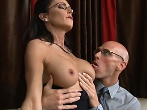 Office Sex With The Busty Cock Sucking Brunette Jessica Jaymes