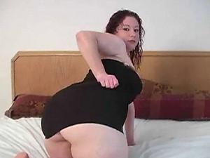 Latin BBW sensual fucking