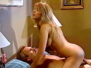 Joey Silvera bangs old school classic porn blonde