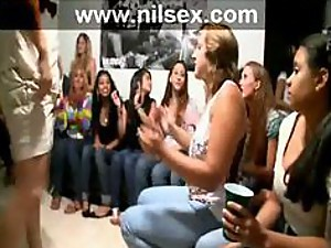 Wild Party Girls Getting Hardcore in Cfnm Videos