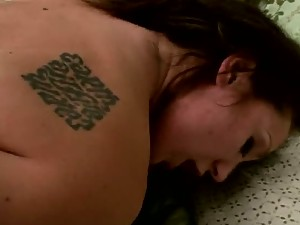 Rough Banging For The Hot and Busty Landlady's Asshole
