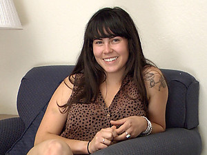 Raven interviews our new model Cleo, who introduces herself and tells how she finds herself being hairy, when and why she stopped shaving and what are her turn-ons. Cleo tells a story about her boyfriend who left her tied to the bed for 2 hours and then c